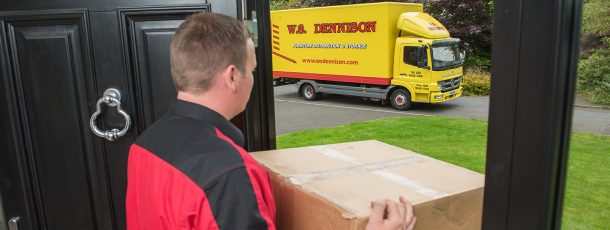 W.S. Dennison Now Offering Domestic & Commercial Removals & Storage in Northern Ireland